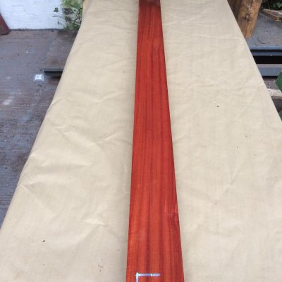 Bloodwood 72x4.5x2 inches