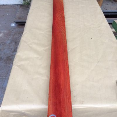 Bloodwood 73x4.5x2 inches