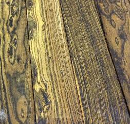 Bocote Boards / Lumber
