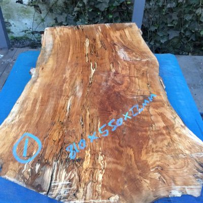 Spalted Beech 810x550x22mm