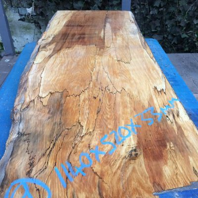 Spalted Beech 1140x520x33mm