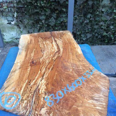 Spalted Beech 830x600x30mm
