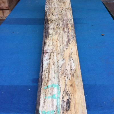 Spalted Tamarind 36x6x1 inches