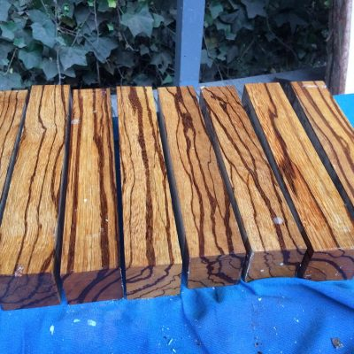 Marblewood 1.5x1.5x12 inches