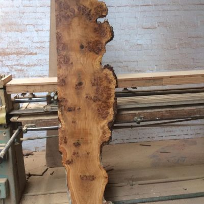 Burr Oak 93x22x1.25 inches