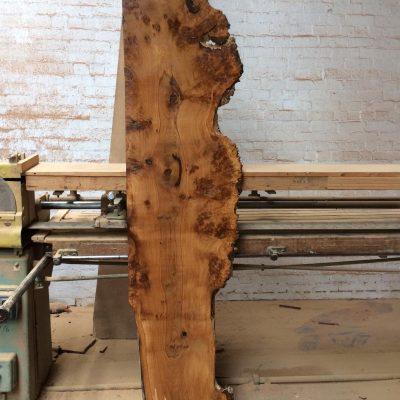 Burr Oak 92x23x1.5 inches