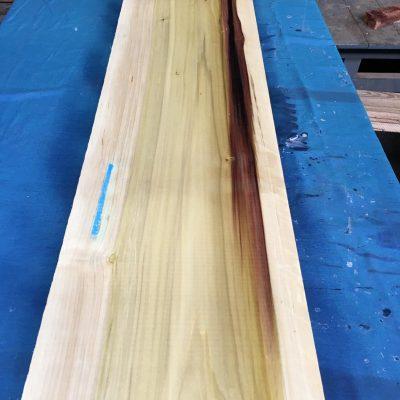 Tulipwood / Poplar S/E 53x11.5x1 inch