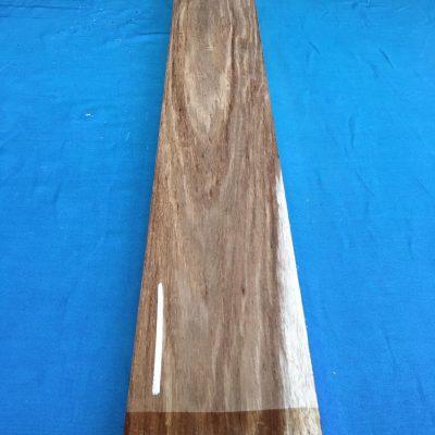 Kiaat 39x6x1 inches