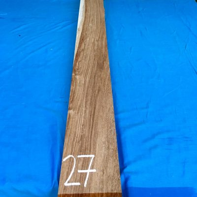 Kiaat 79x6x1 inches KL27