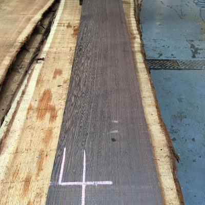 Wenge 89x9.5x2.5 inches