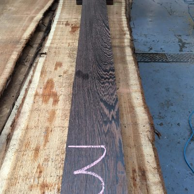 Wenge 89x6.5x2.5 inches