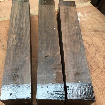 Imbuia 3x3x18 inches