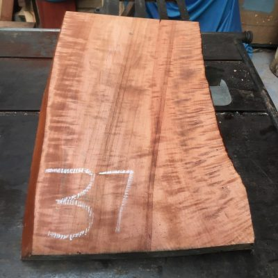 Pearwood 19.5x12x1.25 inches