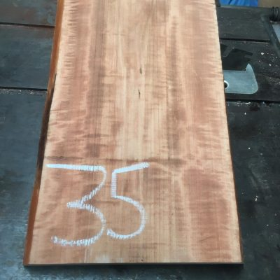 Pearwood 21x11x1.25 inches