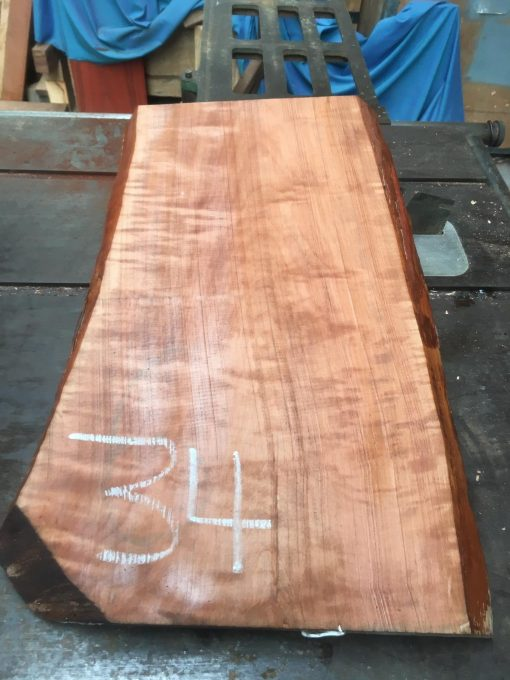 Pearwood 19x10.5x1.25 inches