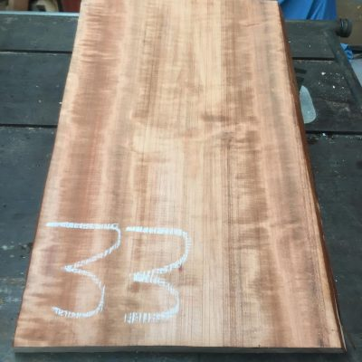 Pearwood 18.5x11x1.25 inches