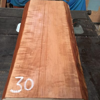 Pearwood 20.5x9x1.25 inches