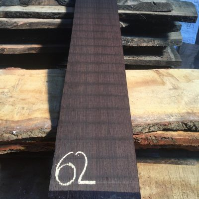 Wenge 45x7.25x1 inches