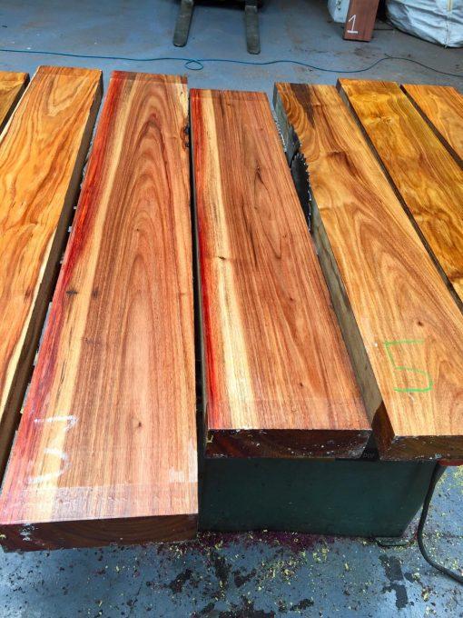 Canarywood 42x6.25x2 inches