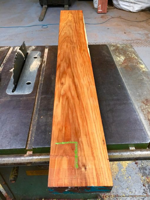 Canarywood 43x5.75x2 inches