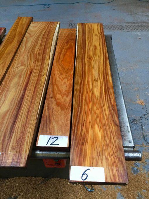 Canarywood 1850x230x25 mm