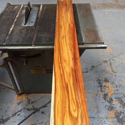 Canarywood 1830x160x21 mm