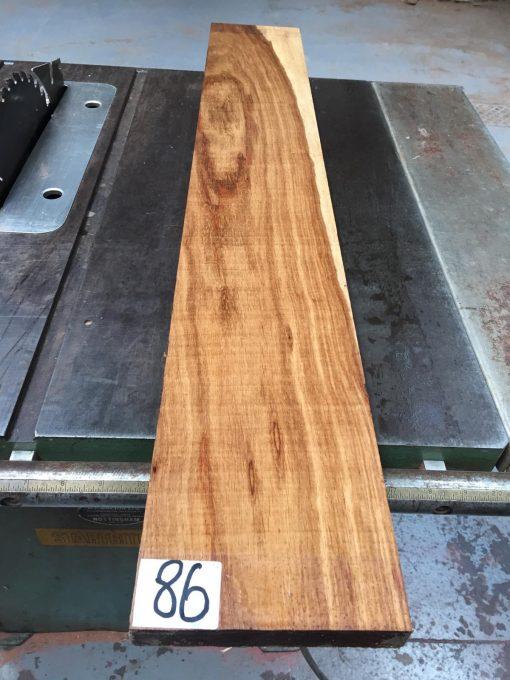 Kiaat 39.5x6x1 inches