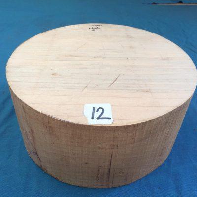 Maple A Grade 12x5.5 inches