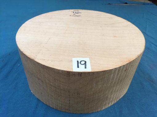 Maple A Grade 12x5 inches