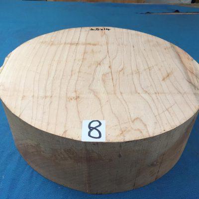 Maple A Grade 14x4.5 inches