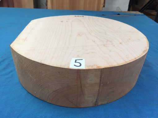 Maple A Grade 16x4.5 inches