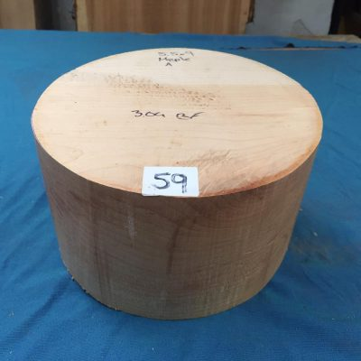 Maple A Grade 9x5.5 inches