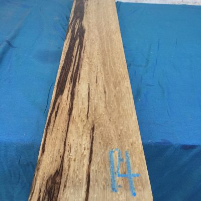 Black Limba / Korina 1195x190x50 mm
