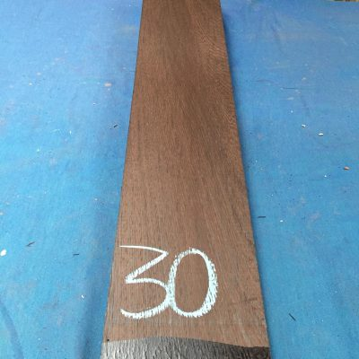 Wenge 42x7.25x1 inches