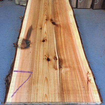 Western Red Cedar 1320x540x50 mm