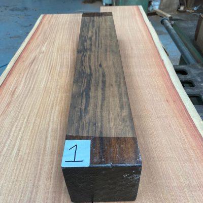 Imbuia 4x4x24 inches