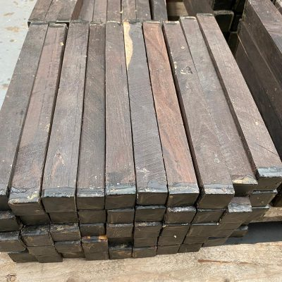 African Blackwood (FSC 100%) 36x36x400 mm
