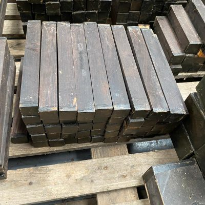 African Blackwood (FSC 100%) 34x34x265 mm