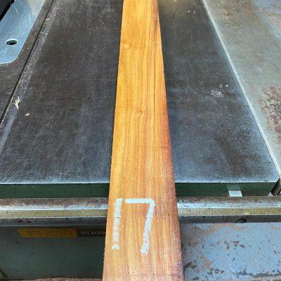 Canarywood 915x75x25 mm