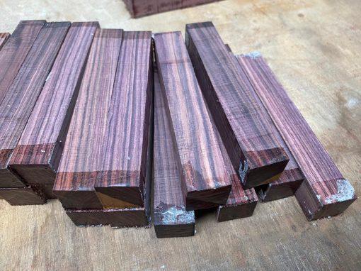 Kingwood Pen Blank 22x22x130 mm