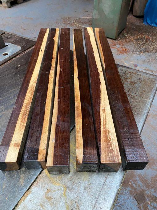 Leadwood 1.5x1.5x24 inches