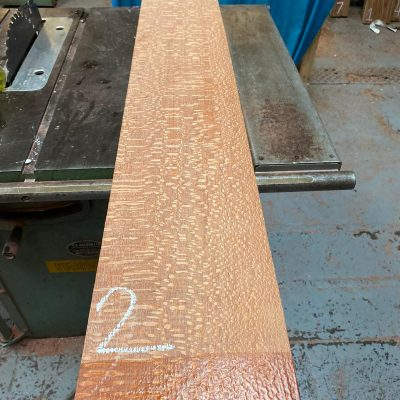 Leopardwood 1400x190x50 mm