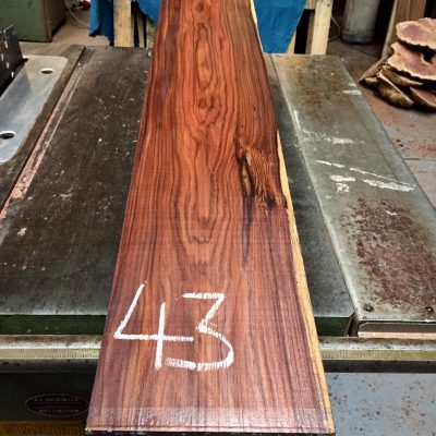 Bolivian Rosewood 980x180x23 mm