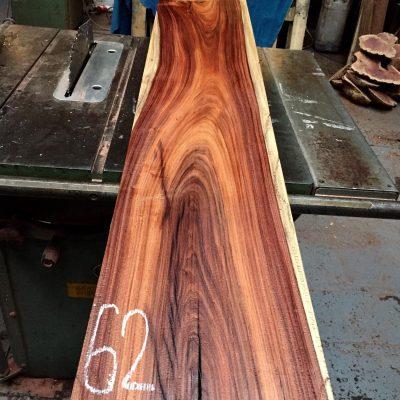 Bolivian Rosewood 1550x250x35 mm