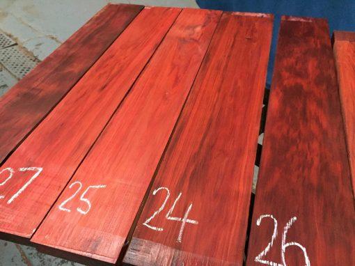 Chakte Kok (redheart) 1370x190x27 mm