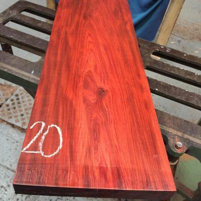 Chakte Kok (redheart) 690x200x29 mm