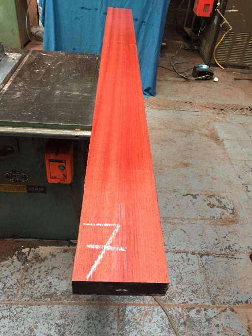 Bloodwood 1830x100x50 mm
