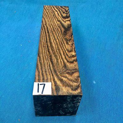 Bocote 3x3x12 inches