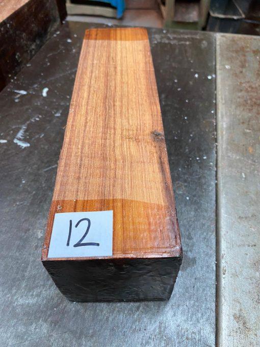 Granadillo 3x3x12 inches