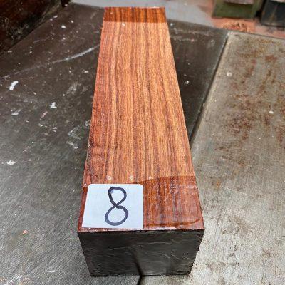 Granadillo 3x3x12 inches G6